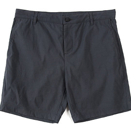 Outlier - New Way Shorts (flat, deep gray)