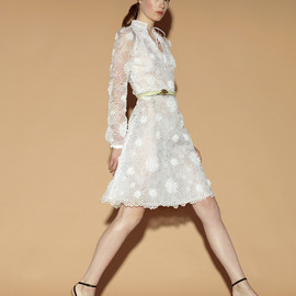 Valentino - Resort-2012  Look2