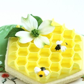 Sweetopia - a honeycomb cookie