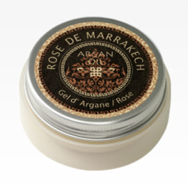 ROSE DE MARRAKECH - GEL D' ARGANE - ROSE 75g