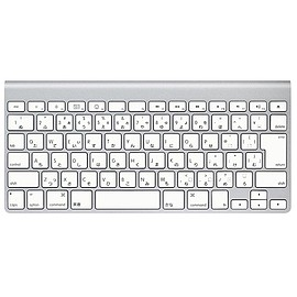 Apple - Wireless Keyboard (JIS) MC184J/B
