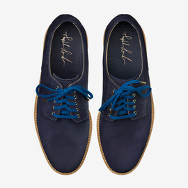 Cole Haan - Theophilus London x Cole Haan Blue Suede Buck