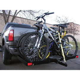 2-in-1 Cargo Carrier with 4-Bike Rack