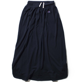 nanamica×Champion - COOLMAX® W's Long Skirt