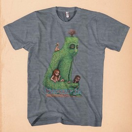Dinosaur jr. - Grey Farm Tee