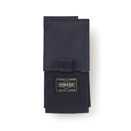 "HEAD PORTER - ""TANKER-ORIGINAL"" iPhone CASE NAVY"