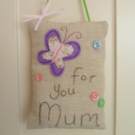 Luulla - 'For you Mum' Scented Hanger