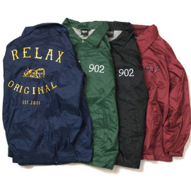 RELAX ORIGINAL® - Bad Reputation Coach Jacket