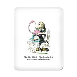 Alice in Wonderland iPad Case