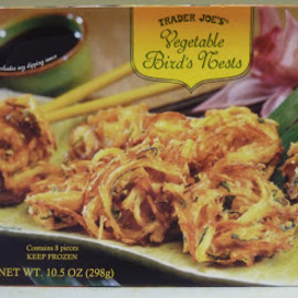Trader Joe's - Vegetable Bird's Nests