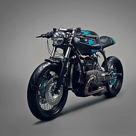 Elemental Custom Cycles - #4 BMW R80