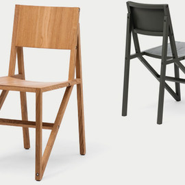 Established & SONS - Frame chair