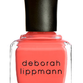Deborah Lippmann - GIRLS JUST WANT TO HAVE FUN  carefree coral (creme)