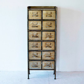 JOURNAL STANDARD FURNITURE - GUIDEL 12 DRAWERS CHEST