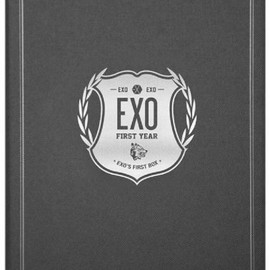 EXO - EXO's First Box #DVD# (4-Disc) #韓国版)