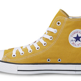 CONVERSE - CANVAS ALLSTAR COLORS EVO HI