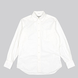 INDIVIDUALIZED SHIRTS - BD Shirts Classic Fit Regatta Oxford-White