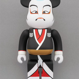 MEDICOM TOY - BE@RBRICK 400% 歌舞伎