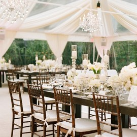 wedding - garden decor