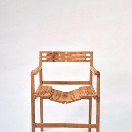 Megan Callahan  - fold chair
