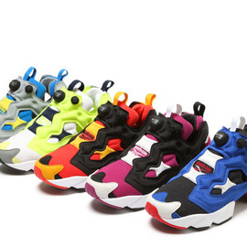 PUMP FURY SUPER LITE (RED/BLK/YEL)