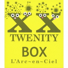 L'Arc~en~Ciel - TWENITY BOX