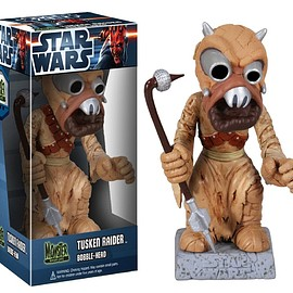 Funko - MONSTER MASH-UPS: STAR WARS TUSKEN RAIDER BOBBLE-HEAD