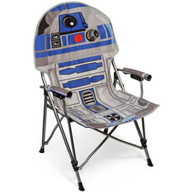 ThinkGeek - STAR WARS R2-D2 Folding Armchair
