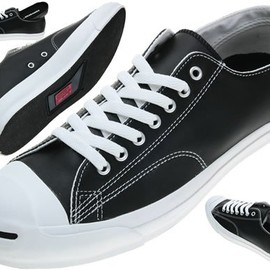 CONVERSE - JACK PURCELL lea black