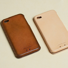 notodesign - leather case for iPhone5