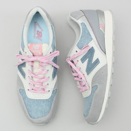 New Balance - green label relaxing[ニューバランス]new balance WR996 ライトブルー
