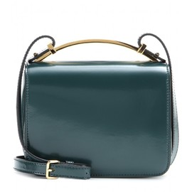 MARNI - Sculpture leather shoulder bag
