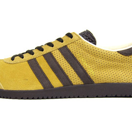 adidas - KOPENHAGEN 「adi's ARCHIVE」 「LIMITED EDITION for GLOBAL KEY ACCOUNT」 「国内3店舗限定 mita sneakers / UNDEFEATED / styles」 WHEAT/BRN
