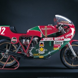 Ducati - 950SS Mike heilwood