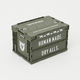 HUMAN MADE® - HUMAN MADE® CONTAINER