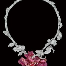 "Christian Dior - Collection ""Le bal des roses"" de Dior Joaillerie"