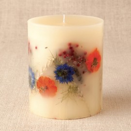 ROSY RINGS - Lavender TangerineBotanical Candle