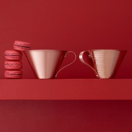 RED&WHITE - ICE COFFEE CUP