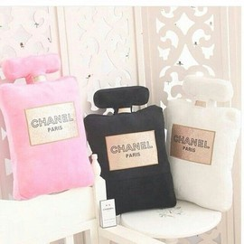 CHANEL PERFUME PILLOWS