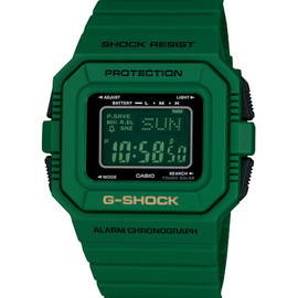 CASIO - G-Shock G5500C(GREEN)