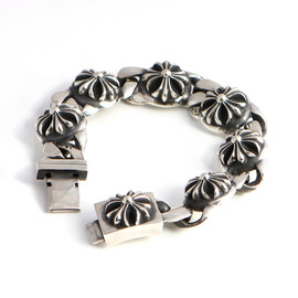CHROME HEARTS - BRACELET CROSS LINK