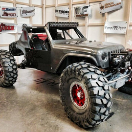 Jeep - crawler