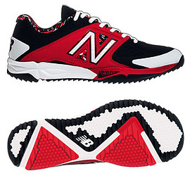 New Balance - T4040 RED TRAINING SHOES