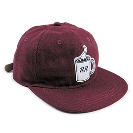 Habitat Skateboards, Twin Peaks - R&R Coffee Felt Cap