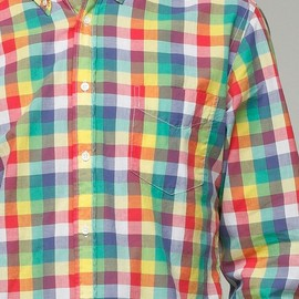 Gant Rugger - Madras Multi Check Shirts