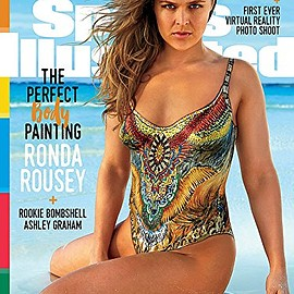 Sports Illustrated - Sports Illustrated, Swimsuit Issue 2016 (Ronda Rousey Cover)