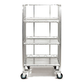 sky blue shelf-wagon