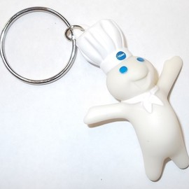Pillsbury - Doughboy Keychain
