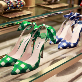 miu miu - resort collection 2012