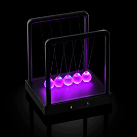 ThinkGeek - Kinetic Light Newton's Cradle